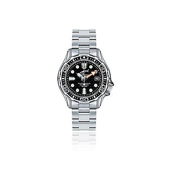 CHRIS BENZ - Diver Watch - DEEP 500M AUTOMATIC - CB-500A-S-MB