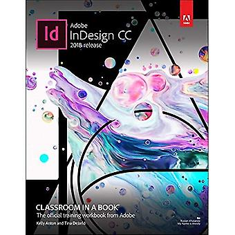 Adobe Indesign CC Classroom in�a Book (2018 Release)
