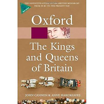 The Kings and Queens of Britain (Oxford Paperback Reference)