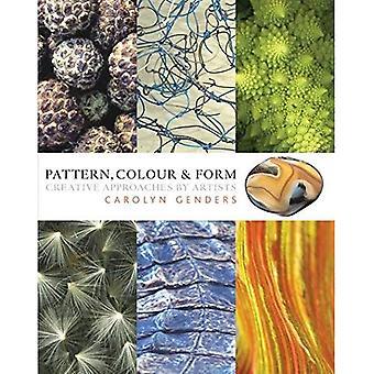 Modèle, couleur et forme: des approches créatives d'artistes