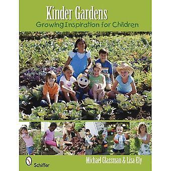 Jardins mais amáveis: Inspiração para as crianças a crescer