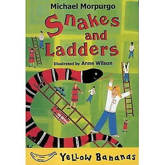 Snakes and Ladders (Yellow Bananas)