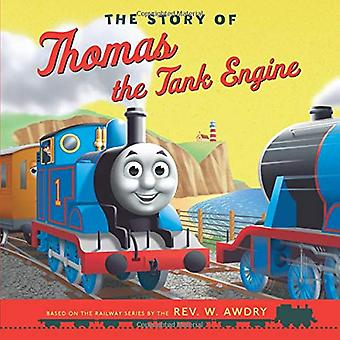 Het verhaal van Thomas de stoomlocomotief
