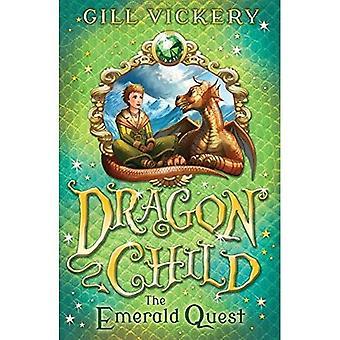 Den smaragdgröna questen: DragonChild bok 1