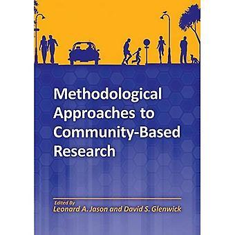 Approcci metodologici della ricerca basata sulla comunità