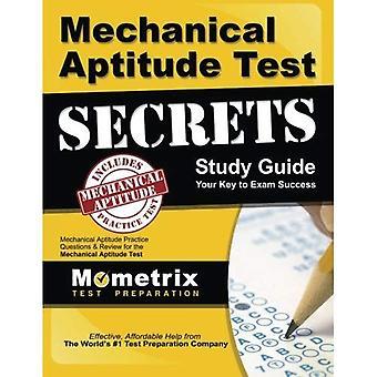 Mekaniska lämplighetsprov hemligheter Study Guide: Mekanisk Aptitude övningsfrågor & recension för mekaniskt...