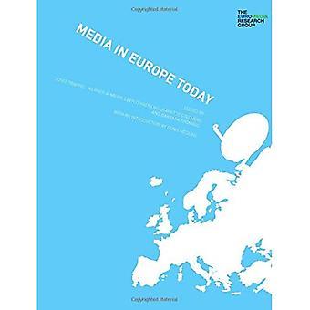 Media in Europa vandaag