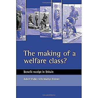 Die Herstellung einer Wohlfahrt-Klasse?: profitieren Sie Eingang in Großbritannien