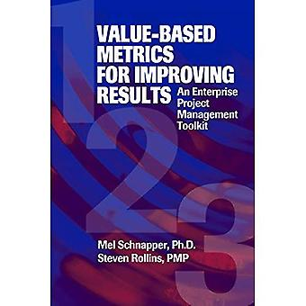 Value-Based Metrics for Improving Results: An Enterprise Project Mangement Toolkit