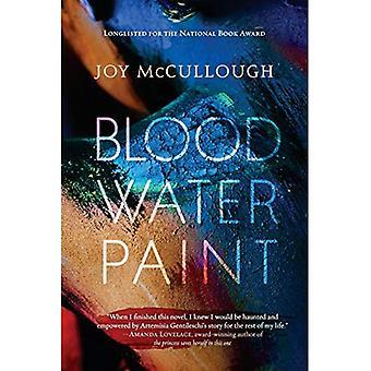 Blod vann maling