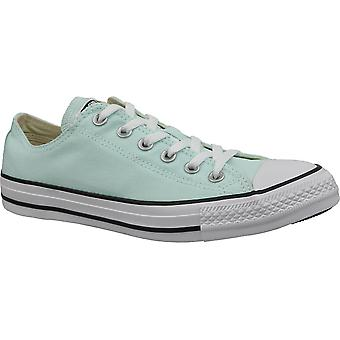 Converse C. Taylor All Star OX Teal Tint 163357C Womens plimsolls