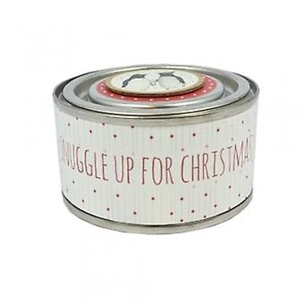 East Of India Penguin Candle- Gifts From Handpicked