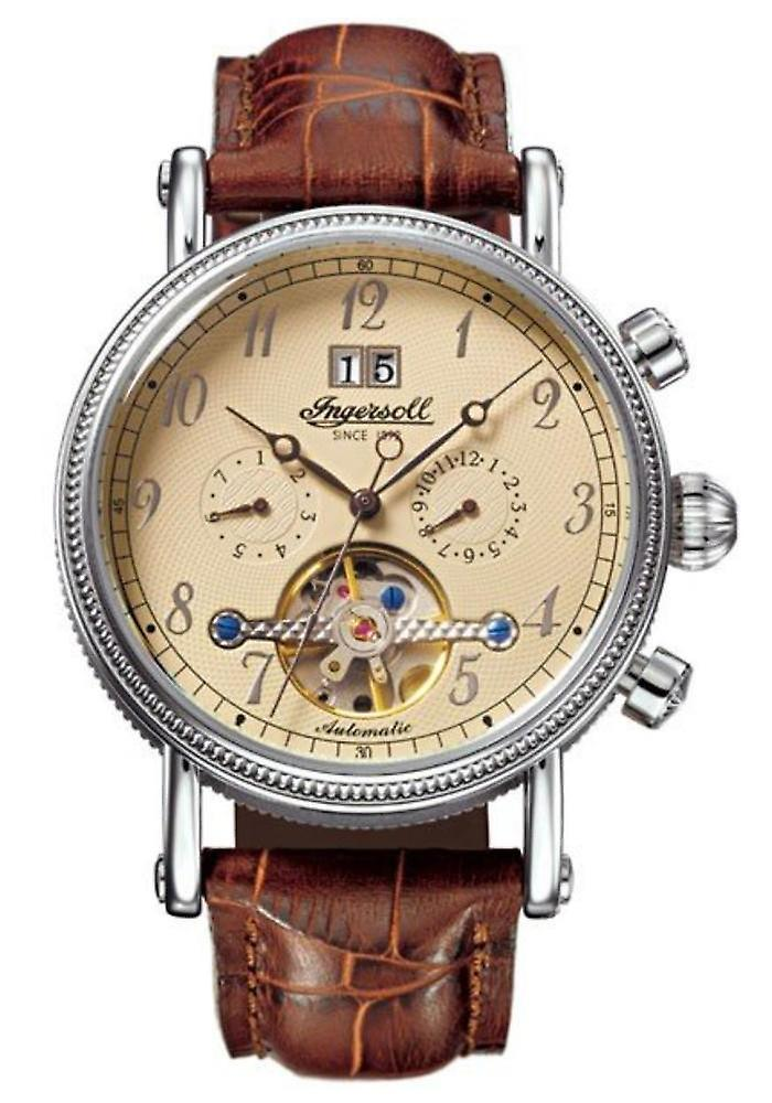 Ingersoll In1800cr Richmond automatic mens watch 42mm