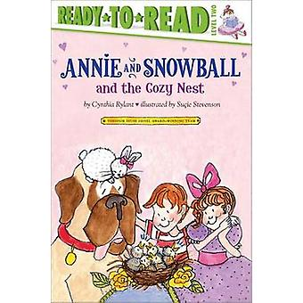 Annie and Snowball and the Cozy Nest by Cynthia Rylant - Sucie Steven