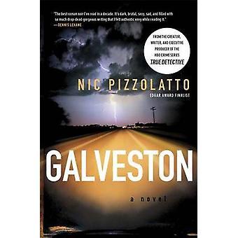 Galveston by Nic Pizzolatto - 9781439166666 Book