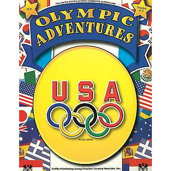Olympic Adventures - Grades K-2 by United States Olympic Committee - 9