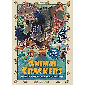 Animal Crackers by Scott Christian Sava - Alison Acton - 978162672935