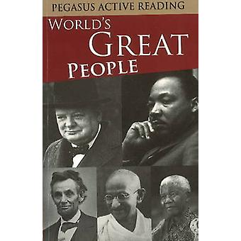 World's Great People by Pegasus - 9788131919637 Book