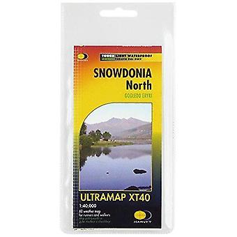 Snowdonia North Ultramap - 9781851375769 Book