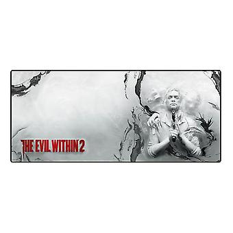 Gaya Entertainment The Evil Within 2 Oversize Mousepad Enter The Realm pads