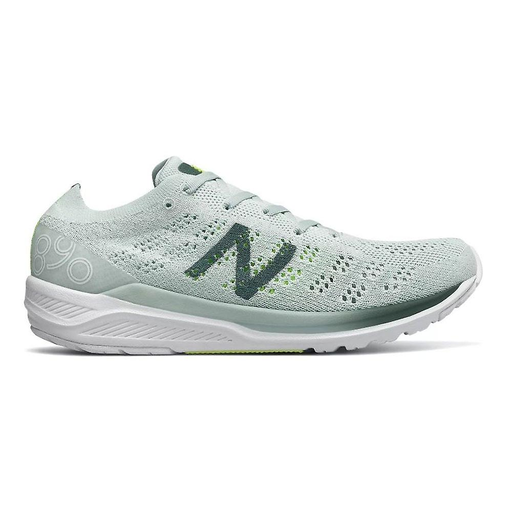 New Balance 890v7 Womens B Width (standard) Lightweight & Responsive 6mm Drop Road Running Shoes Crystal