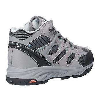 Hi-Tec donna/Womens Wild-fuoco metà dei impermeabile scarpe da trekking
