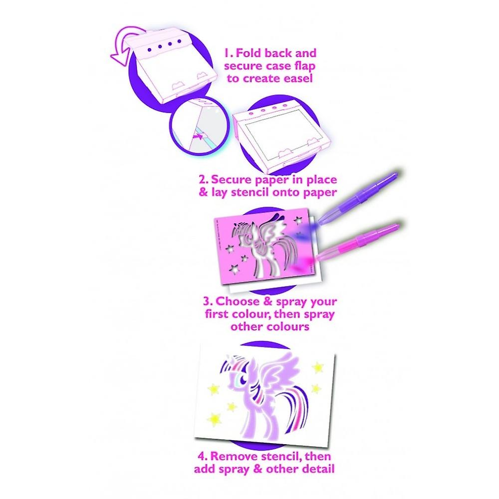 Mein kleines Pony BLO Stifte Kreativer Fall