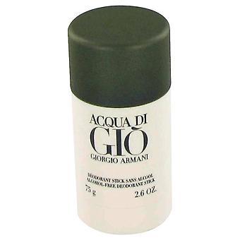 Acqua di gio deodorant stick by giorgio armani   416538 77 ml