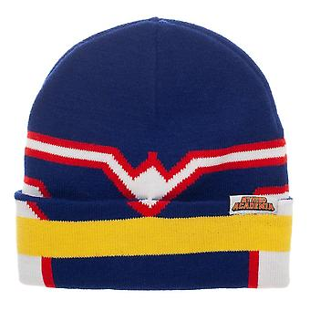 Beanie Cap - My Hero Academia - Allmight New kc6yiumha