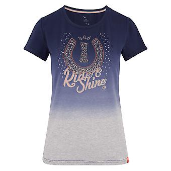 Imperial Riding Sweet Candy Womens T-shirt - Navy Blue