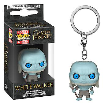 Game of Thrones White Walker Pocket Pop! Keychain