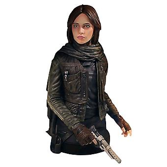 Star Wars Rogue One Jyn Erso Mini Buste