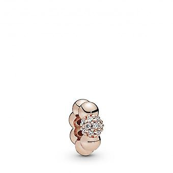 Charms Pandora 788310CZ-spacer SPH re Polie en Pav e Pandora Rose
