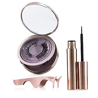 Magnetic Eyeliner & Eyelash Kit - # Romance - 3pcs