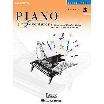Faber Piano Adventures Level 2B - Lesson Book (2nd Revised edition) -