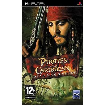 Pirates of the Caribbean Dead Mans Chest (PSP) - New