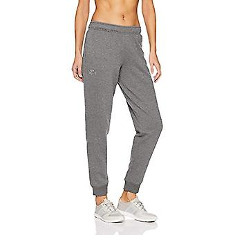Starter Women's Jogger Sweatpants with Pockets, Iron Grey Heather with Embroi...