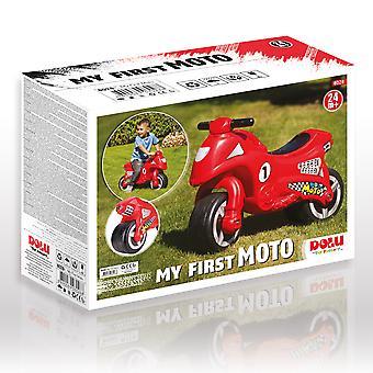 Dolu min første motorcykel - rød Balance cykel