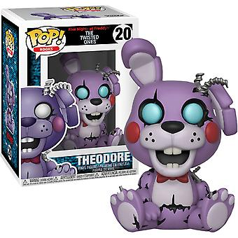 Five Nights at Freddy's the Twisted Ones Theodore Pop! Vinyl