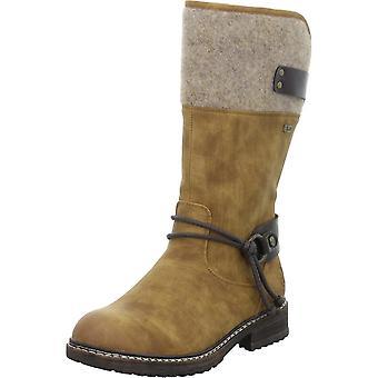 Rieker 9477422 zapatos universales para mujer de invierno