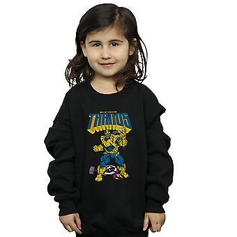 Marvel Girls Thanos Mad Titan Snap Sweatshirt