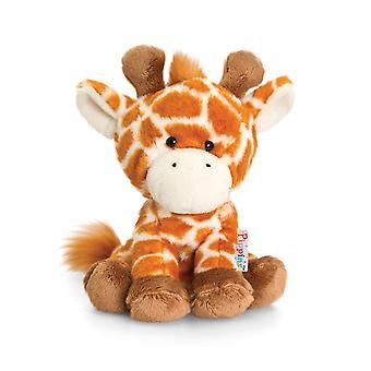 Kjøl Pippins Giraffe Kosedyr 14cm