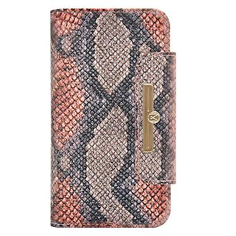 Marvêlle iPhone Xs Max Magnetic Case & Wallet Snake Chic
