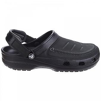 Crocs Yukon Vista Clog Negro