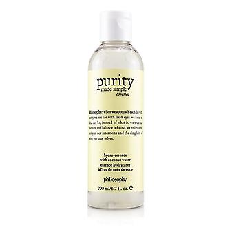 Philosophy Purity Made Simple Hydra-essence With Coconut Water - 200ml/6.7oz