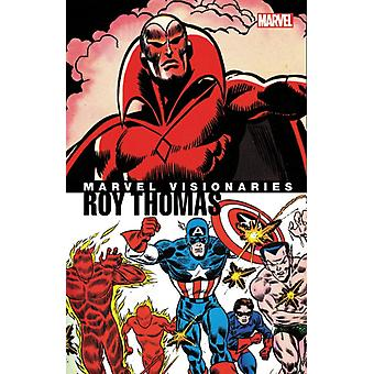 Marvel Visionaries Roy Thomas van Roy Thomas