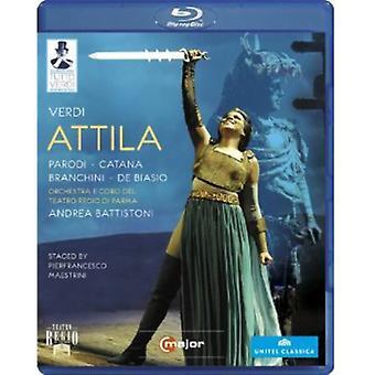 G. Verdi - Attila [BLU-RAY] USA import