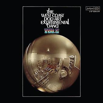 West Coast Pop Art Experimental Band - West Coast Pop Art Experimental Band: Vol. 2 [Vinyl] USA import
