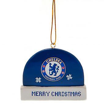 Chelsea FC Crest Nordic Hat Tree Decoration
