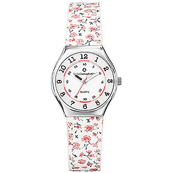 Watch LuluCastagnette MiniStar 38825 - floral leather